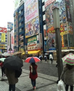 Akihabara, the haven for cool gadgets and anime trinkets