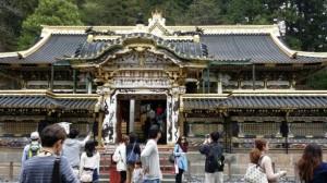 Toshogu at Nikko